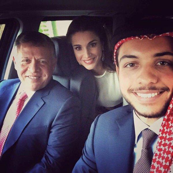 Instagram time : spécial 69ème fête de l'indépendance Jordanienne !