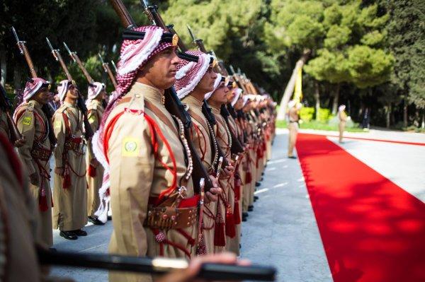 Photos en vrac spécial 69ème fête de l'indépendance Jordanienne !