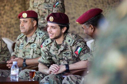 Anniversaire du prince héritier Hussein de Jordanie !