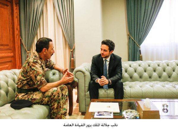 Actualité du 29/06/2015 (Le prince héritier et l'armée)