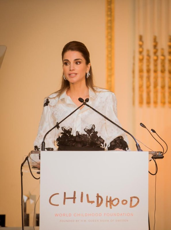 Actualité du 24/09/2015 (La Reine Rania à NYC)