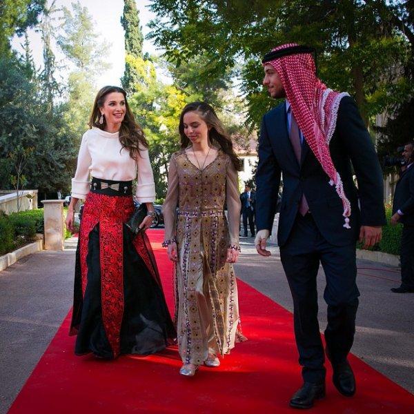 Anniversaire de la princesse Salma bint Abdullah II