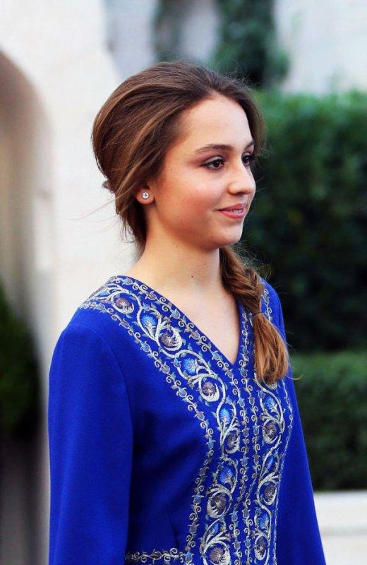 Anniversaire de la princesse Iman bint Abdullah II