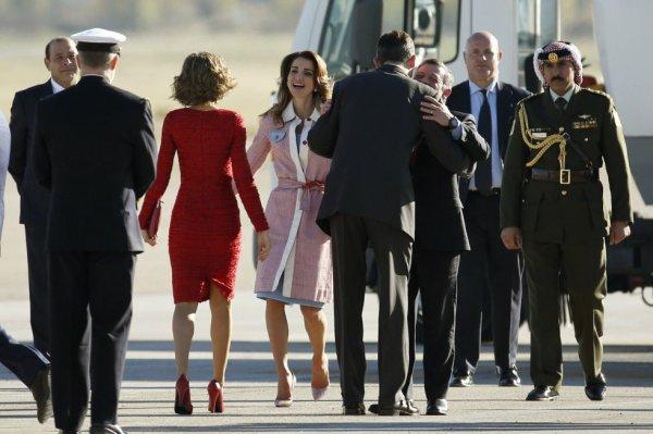 Actualité du 19/11/2015 (Le Roi et la Reine en Espagne)