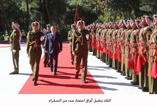 Actualité du 06/12/2015 (Le roi et les ambassadeurs)