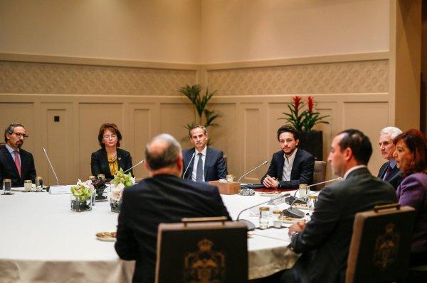 Actualité du 22/12/2015 (le prince héritier et sa fondation)