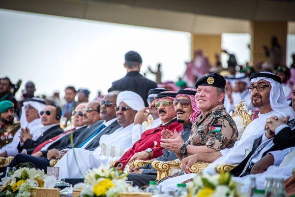 Actualité du 11/03/2016 (Le roi en Arabie Saoudite)