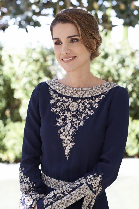 Photos : Sa Majesté la Reine Rania de Jordanie !