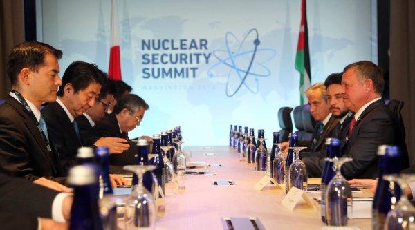 Actualité du 01/04/2016 (Le roi au sommet sur le nucléaire)
