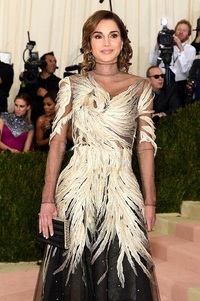 Actualité du 02/05/2016 (La Reine Rania à New York)