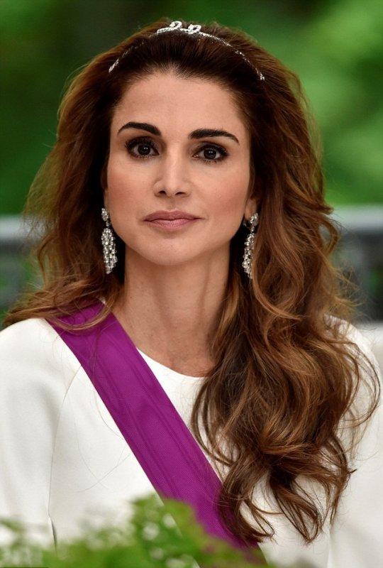 Photos : Reine Rania de Jordanie
