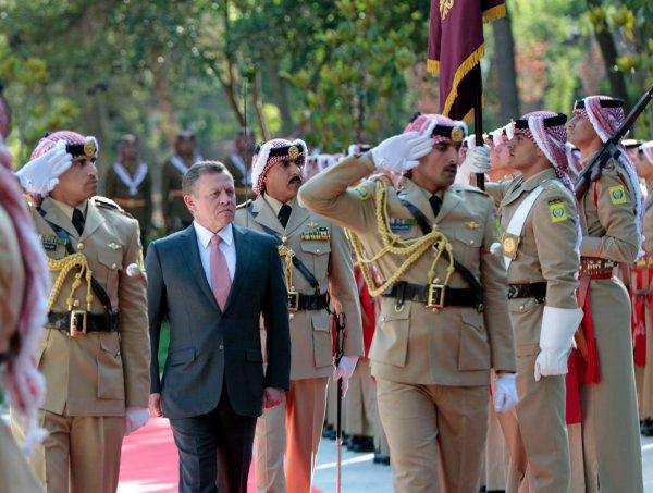 70ième fête de l'indépendance Jordanienne (1/4)