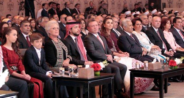 70ième fête de l'indépendance Jordanienne (2/4)