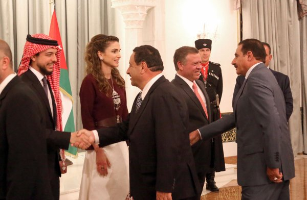 70ième fête de l'indépendance Jordanienne (4/4)