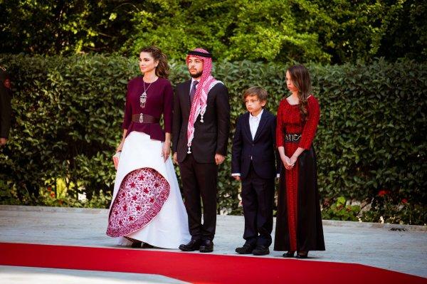 Photos : 70ième fête de l'indépendance jordanienne