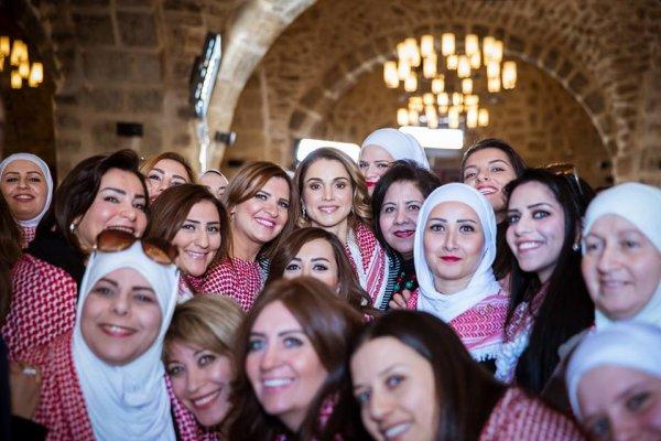 Actualité du 11/01/2017 (La reine Rania et les femmes)
