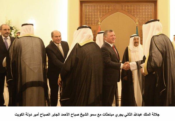 Actualité du 13/06/2017 (Le roi au Koweit)