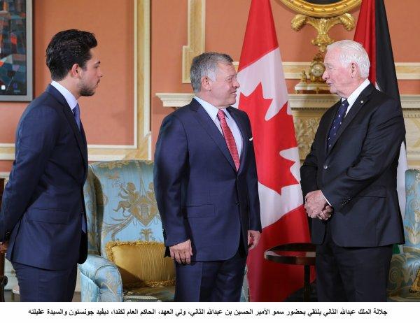 Actualité du 28/08/2017 (Visite officielle au Canada- Jour 1) (2)