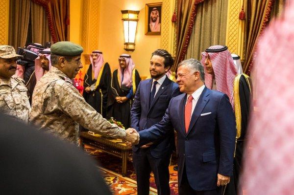 Actualité du 12/12/2017 (Le roi en Arabie Saoudite)