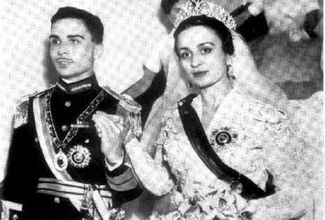 Reportage photos : Les diadèmes de la famille royale Hashémite ! (partie 1)