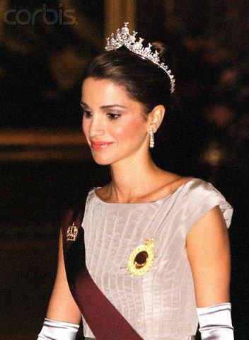 Reportage photos : Les diadèmes de la famille royale Hashémite ! (partie 2)