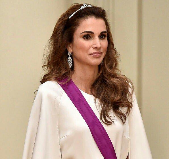 Reportage photos : Les diadèmes de la famille royale Hashémite ! (partie 3)