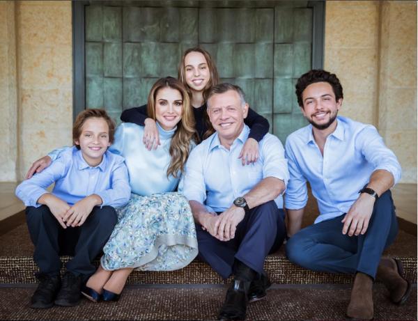 Photo de famille 2018 !