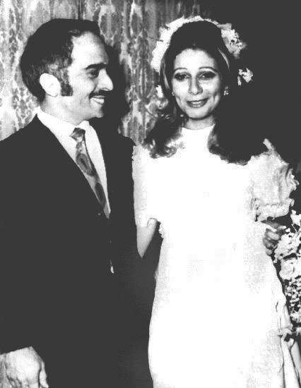 Reine Alia al Hussein de Jordanie !