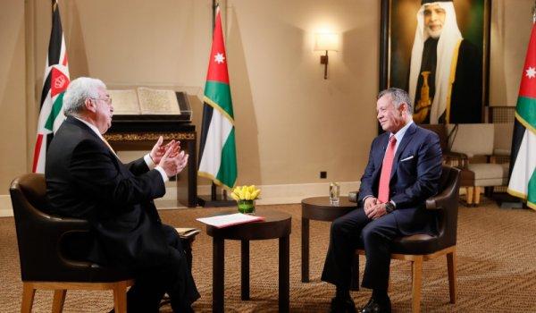 Interview du roi Abdullah II de Jordanie pour TASS New Agency/Russia-24 Television