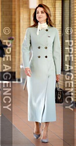La Reine Rania aux Pays-Bas (jour 1)