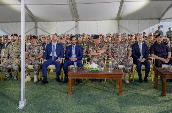 Actualité du 21/05/2018 (le roi, le prince et l'armée)