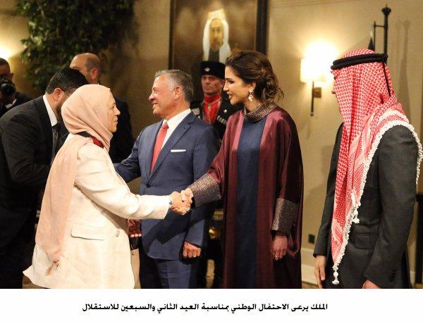 72ième fête de l'indépendance Jordanienne ! (4/4)