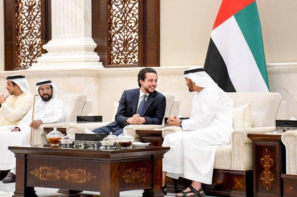 Actualité du 28/05/2018 (le prince à Abu Dhabi)