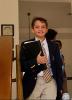 Le Prince Hashem bin Abdullah II à la King's Academy