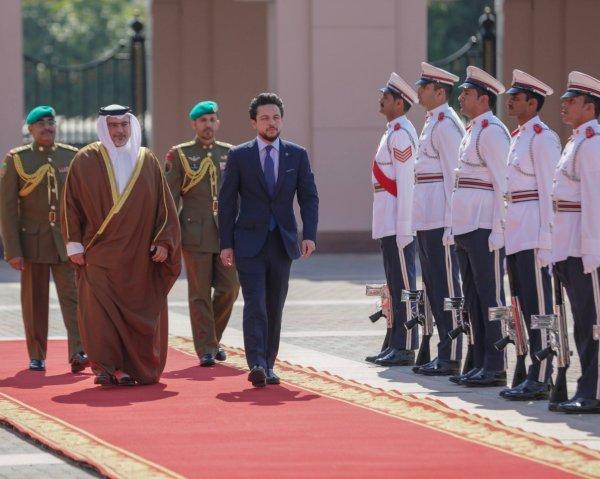 Actualité du 05/02/2019 (Visite officielle du prince héritier de Jordanie au Bahrein) (Partie 1)