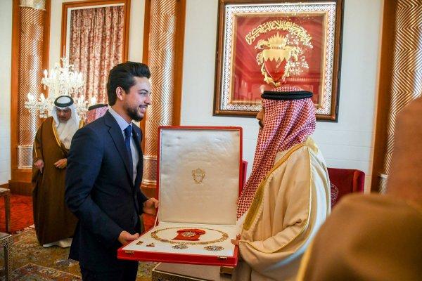 Actualité du 05/02/2019 (Visite officielle du prince héritier de Jordanie au Bahrein) (partie 2)