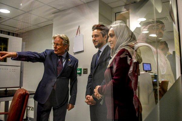 Actualité du 05/02/2019 (Visite officielle du prince héritier de Jordanie au Bahrein) (partie 3)