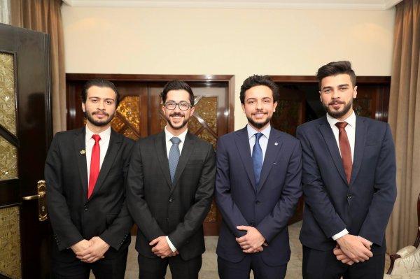 Actualité du 05/02/2019 (Visite officielle du prince héritier de Jordanie au Bahrein) (partie 4)