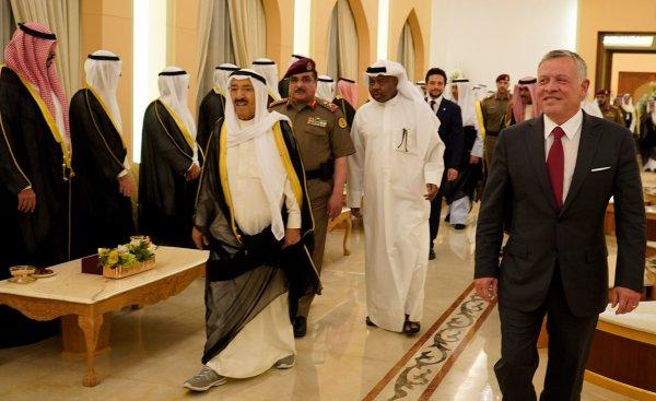 Actualité du 20/05/2019 (Visite officielle au Koweit)