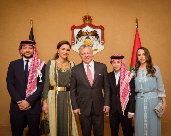 Photos : 73ième fête de l'indépendance jordanienne