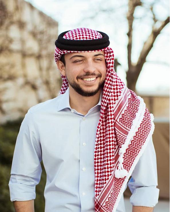 10ième anniversaire de désignation du prince héritier Hussein Bin Abdullah II de Jordanie