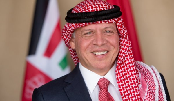Message du roi Abdullah II de Jordanie à la population jordanienne !