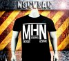 T Shirt MHN Bientot Dispo