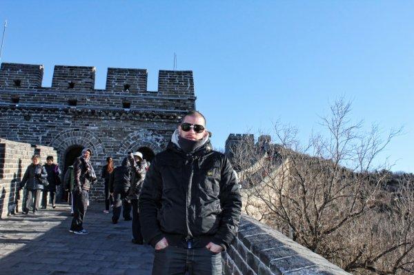 Chine. Grande Muraille