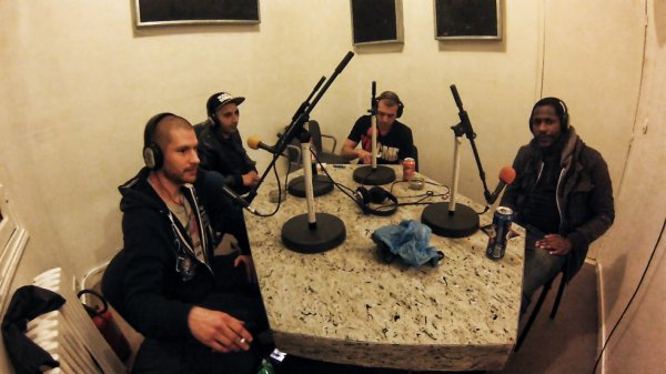 Interview radio FPP. Frequence Paris Plurielle