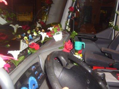 La Decoration Interieure De Mon Camion Blog De Phyloulepecheur