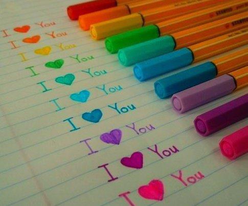 I ♥ You ..