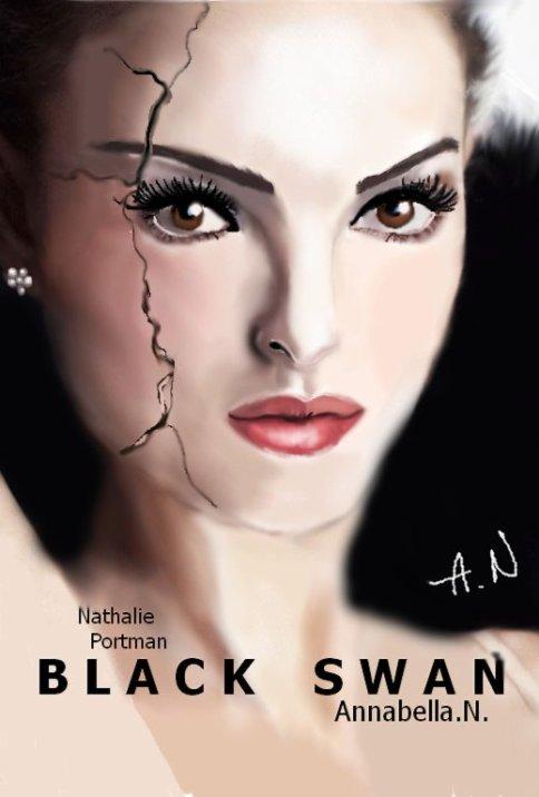 Natalie Portman AS BLACK SWAN