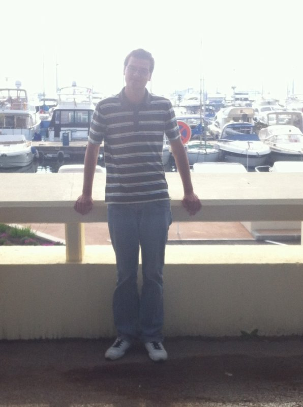 Moi à Cannes