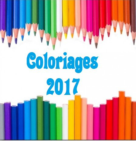 Coloriages 2017